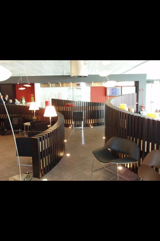Portfolio spazi pubblici pultrone for Pultrone arredamenti
